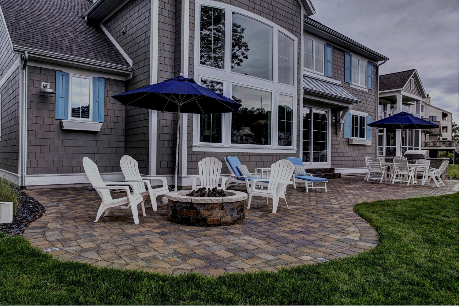 Backyard Patio Company Grand Rapids MI - ProMowLandscape.com