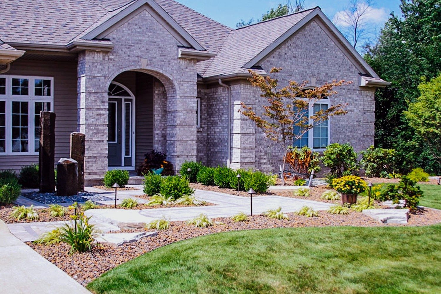 Landscape Designers in Grand Rapids MI