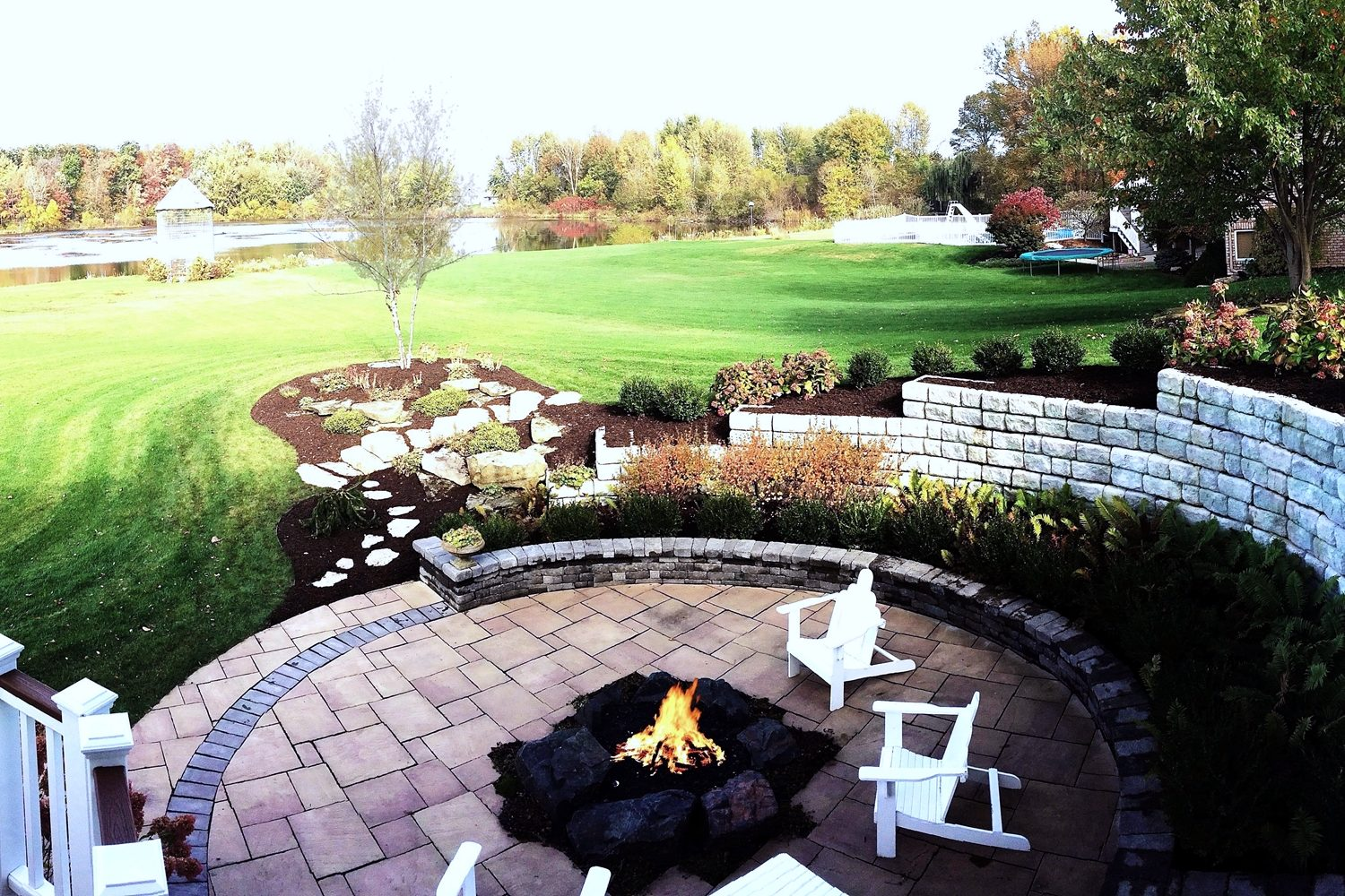 Landscapers in Grand Rapids MI - ProMowLandscape.com