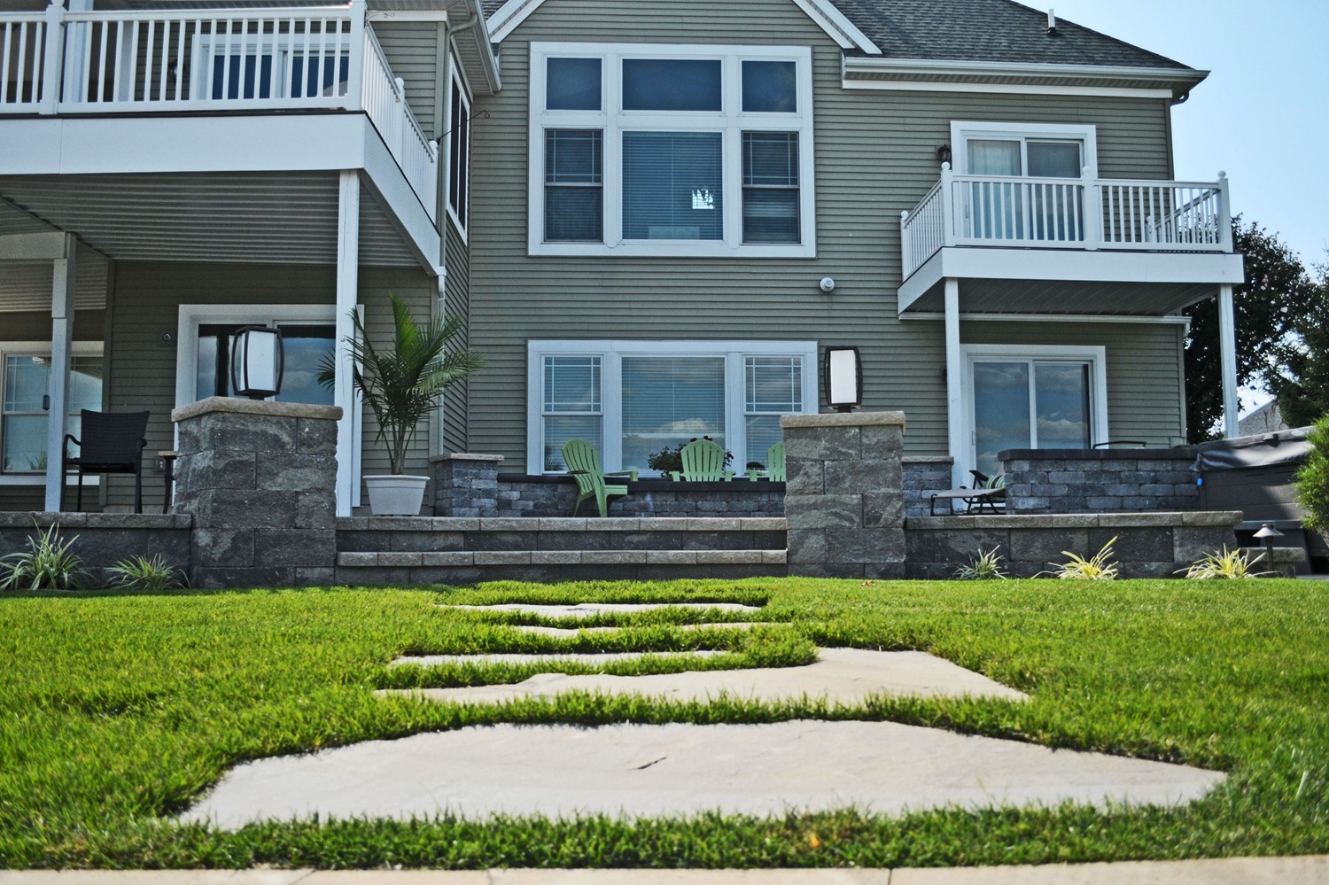 Lawn Care Professionals Grand Rapids MI