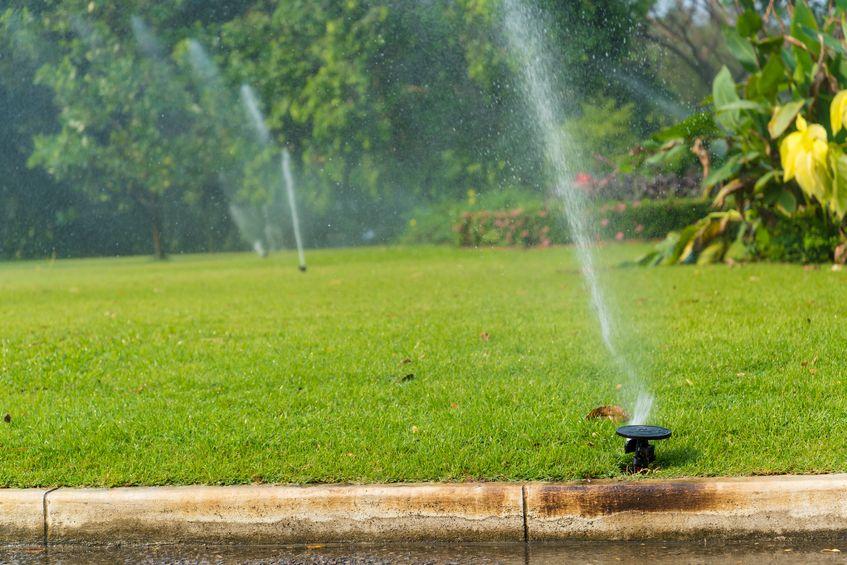 Irrigation Amp Sprinkler Systems In Grand Rapids Mi