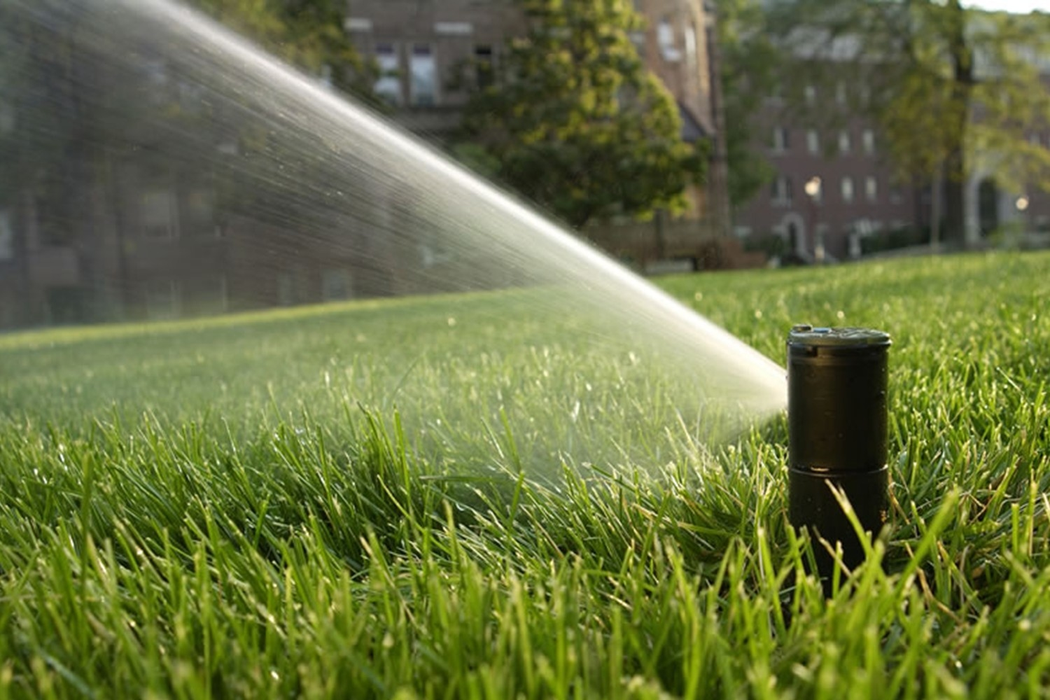 Irrigation and Sprinkling systems for business and commercial property in Grand Rapids MI - ProMowLandscape.com
