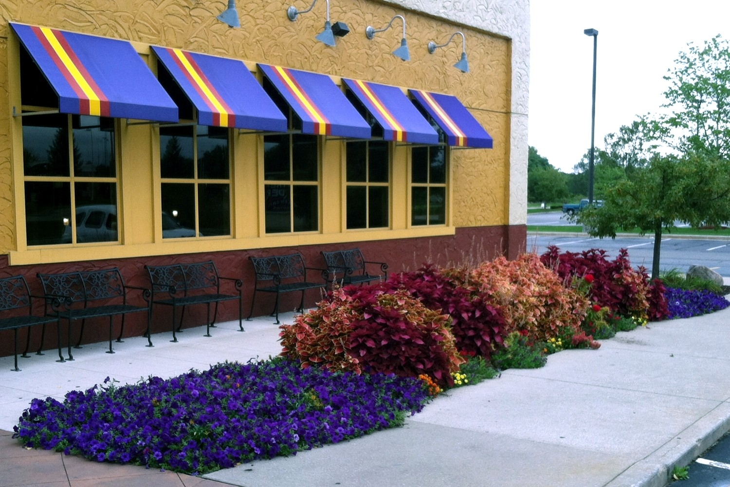Landscapers for Business in Grand Rapids MI - ProMowLandscape.com
