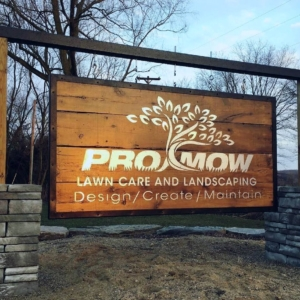 ProMow Landscaping and Lawn Care Location - ProMowLandscape.com